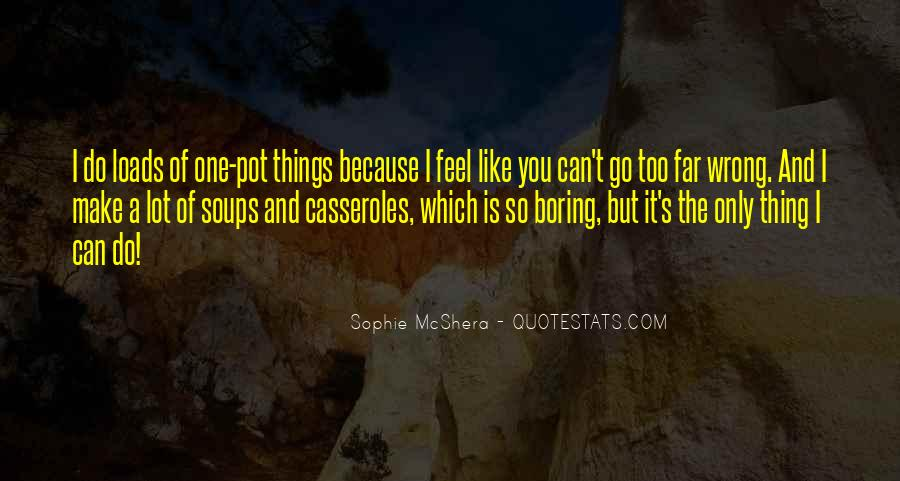 I Do Things Wrong Quotes #596033