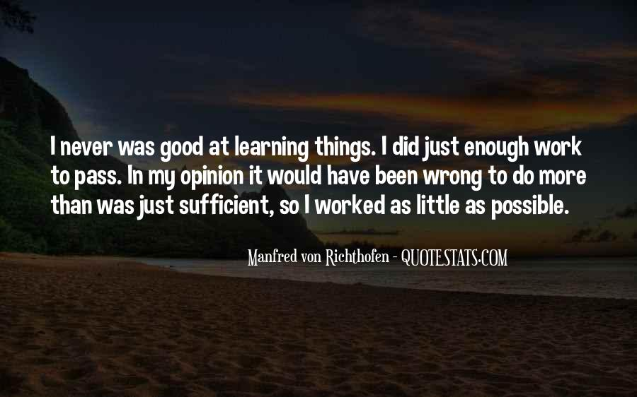 I Do Things Wrong Quotes #991240
