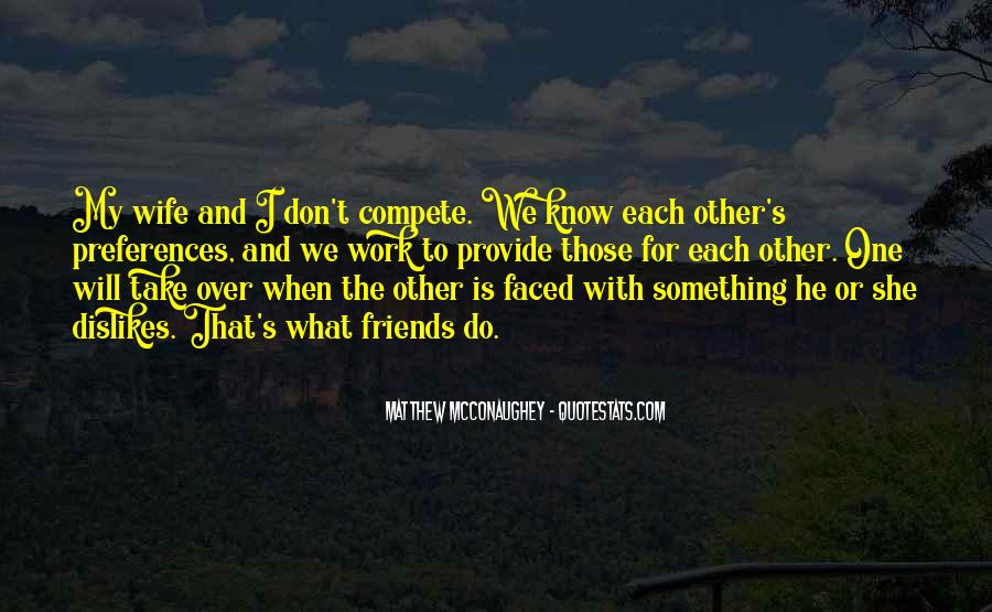 I Don Compete Quotes #1257551