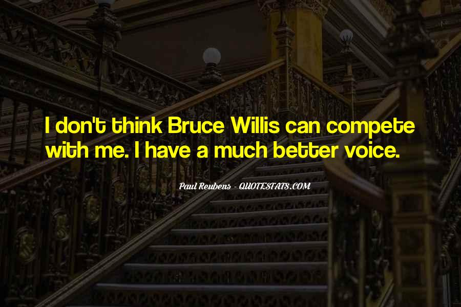 I Don Compete Quotes #229651