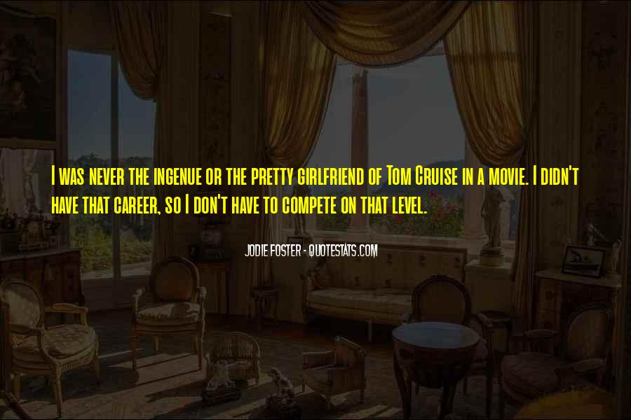 I Don Compete Quotes #387207