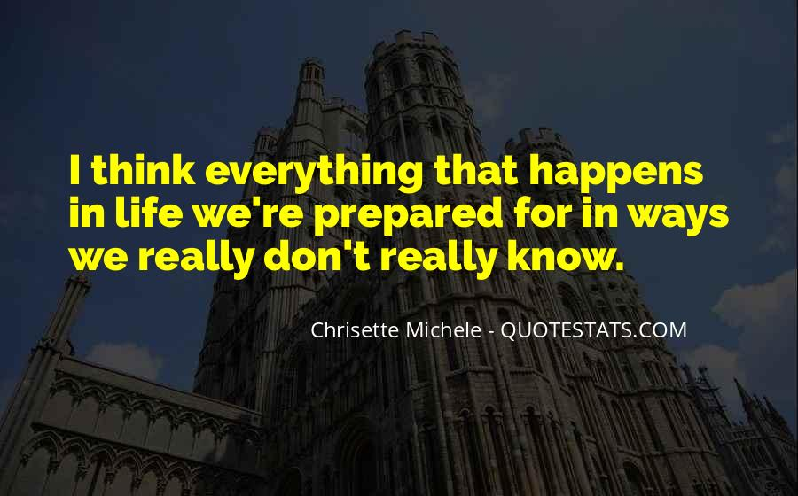 I Don Know Everything Quotes #142132