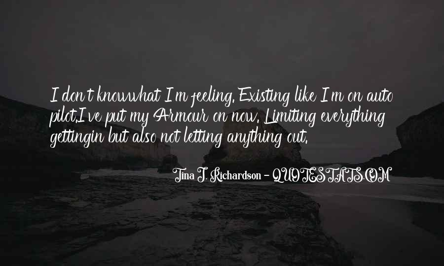 I Don Know Everything Quotes #46573