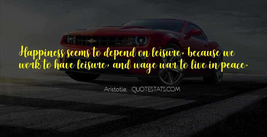 I Don't Depend On You Quotes #26480