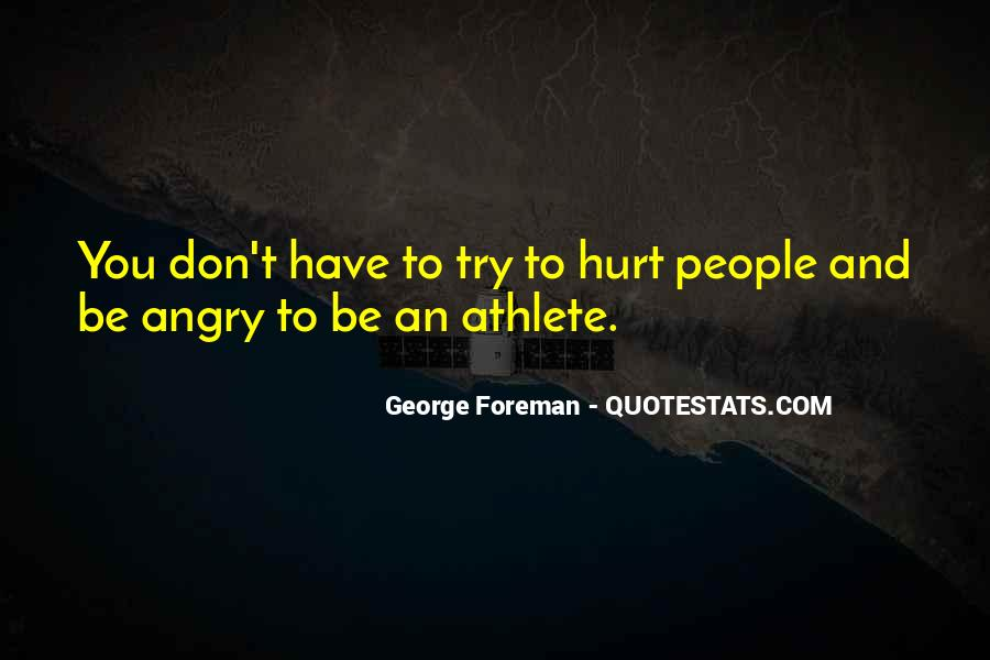 I Don't Get Angry With U Quotes #89062