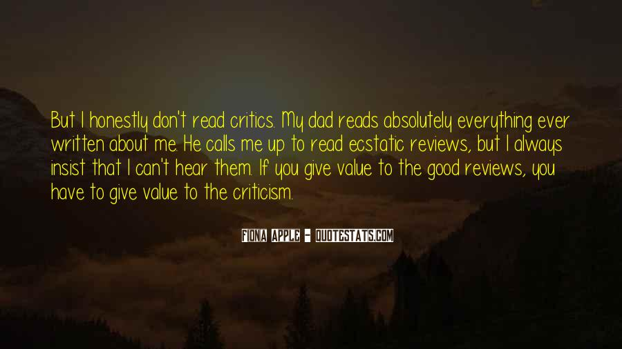 I Don't Give Up Quotes #290229