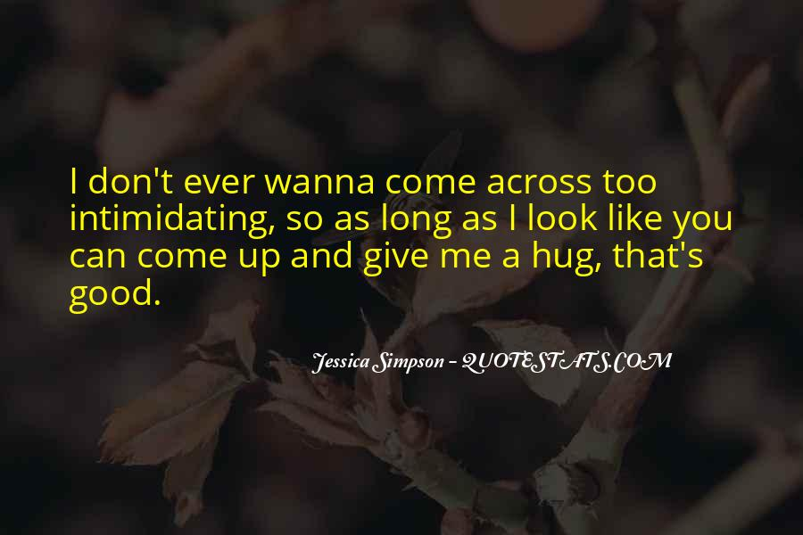 I Don't Give Up Quotes #302751