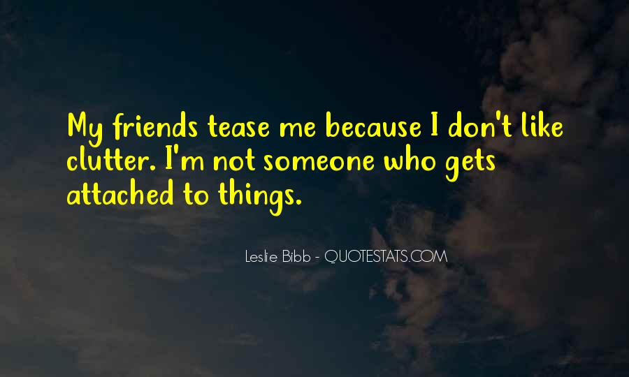 I Don't Like Me Quotes #18252