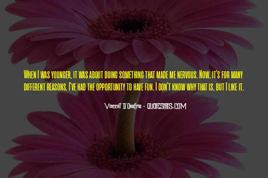 I Don't Like Me Quotes #47296
