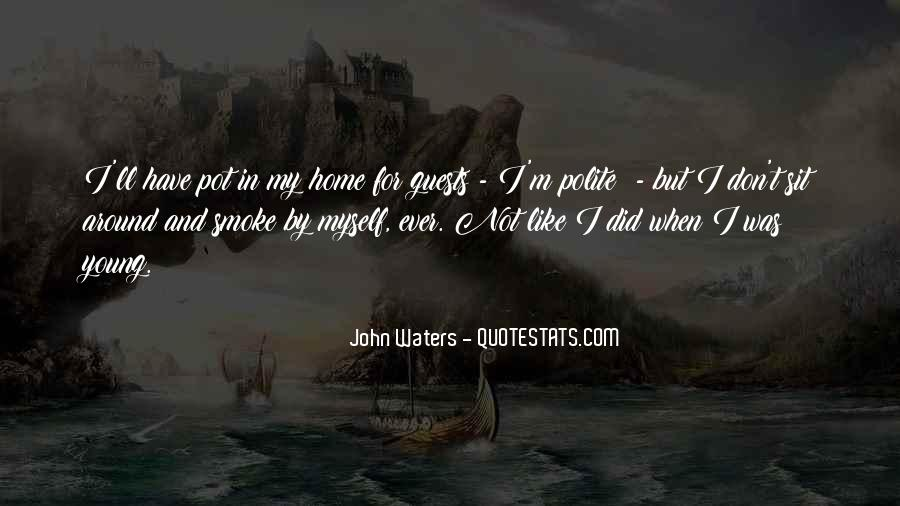 I Don't Like Myself Quotes #186747