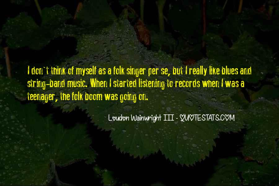 I Don't Like Myself Quotes #221054