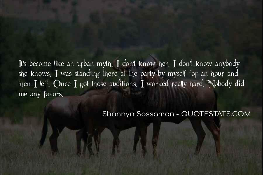 I Don't Like Nobody Quotes #154134