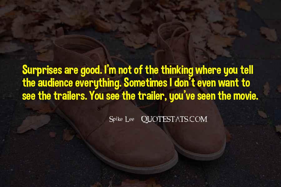 I Don't Want To See You Quotes #1434323