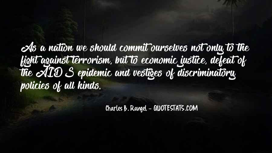 Quotes About Fight Against Terrorism #1370561