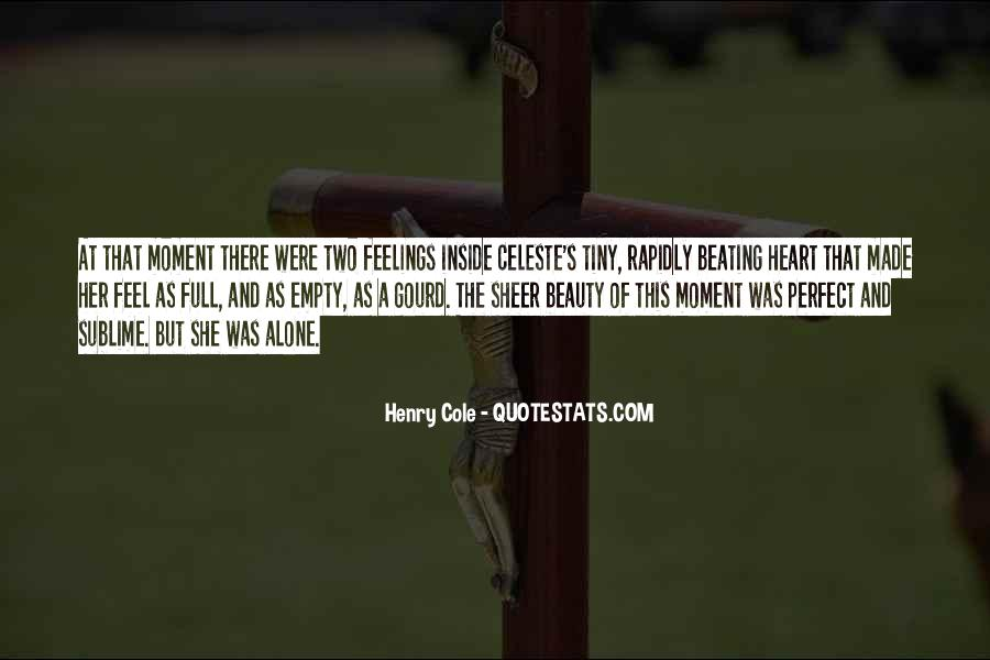 I Feel Empty Inside And Alone Quotes #278429