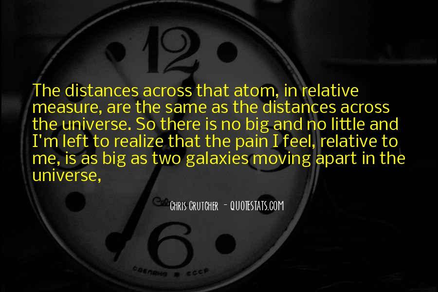 I Feel No Pain Quotes #1582046
