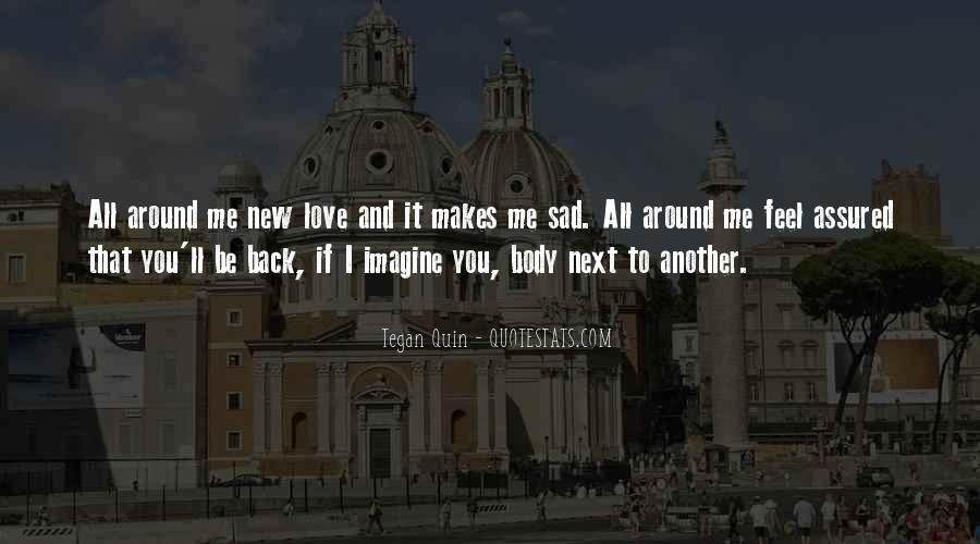 I Feel Sad Quotes #151046