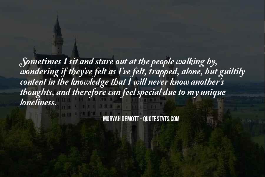 I Feel Sad Quotes #51540
