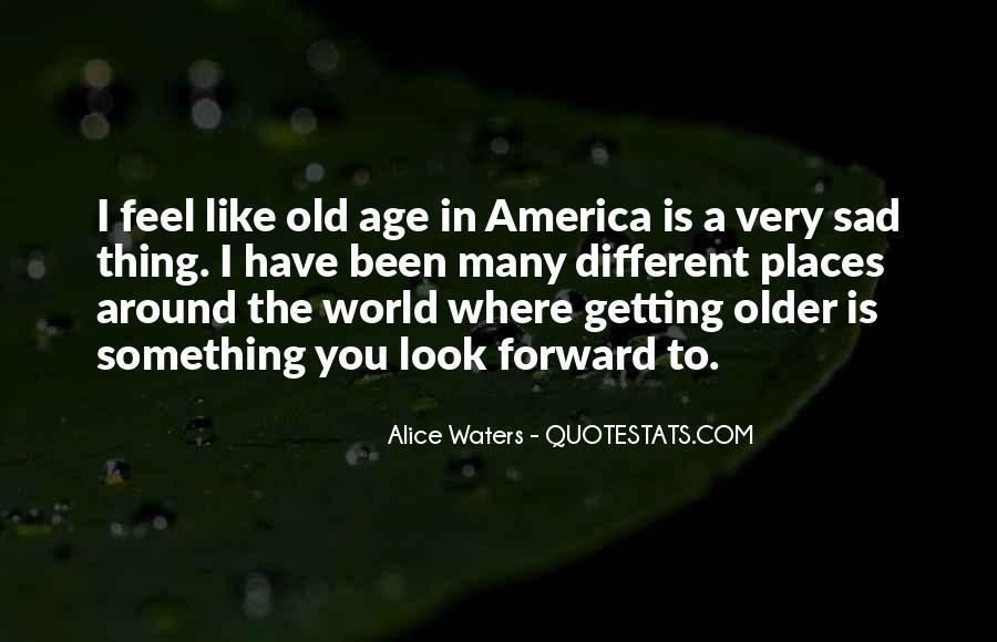 I Feel Sad Quotes #83466
