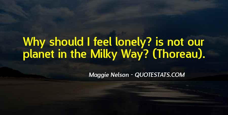 I Feel So Lonely Without You Quotes #138609