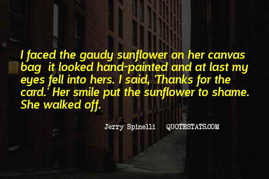I Fell For His Smile Quotes #1611916