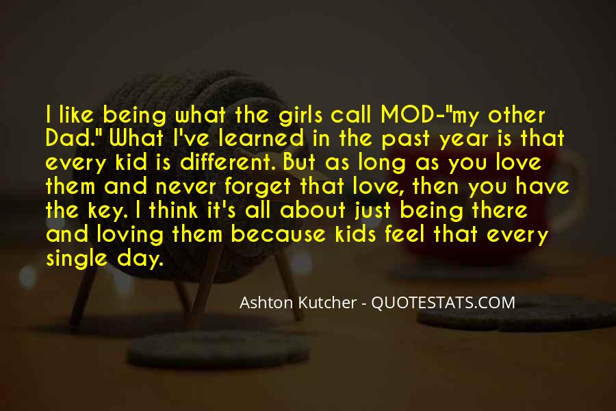 I Forget My Past Quotes #139513