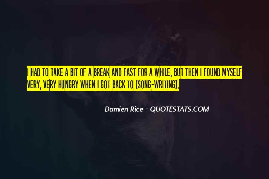 I Found Myself Back Quotes #1077945