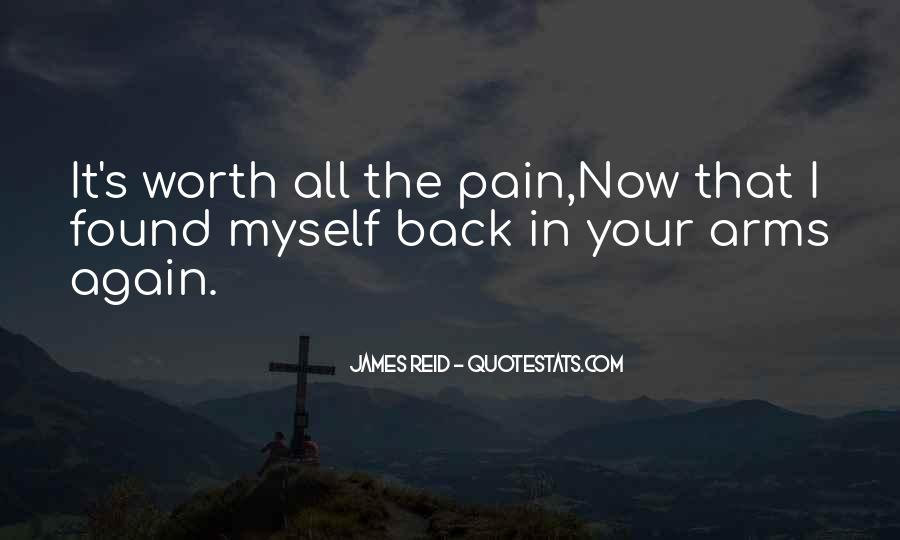 I Found Myself Back Quotes #1166202