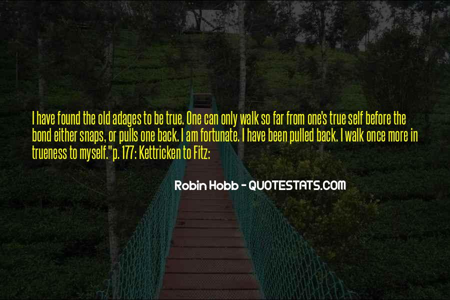 I Found Myself Back Quotes #1704645