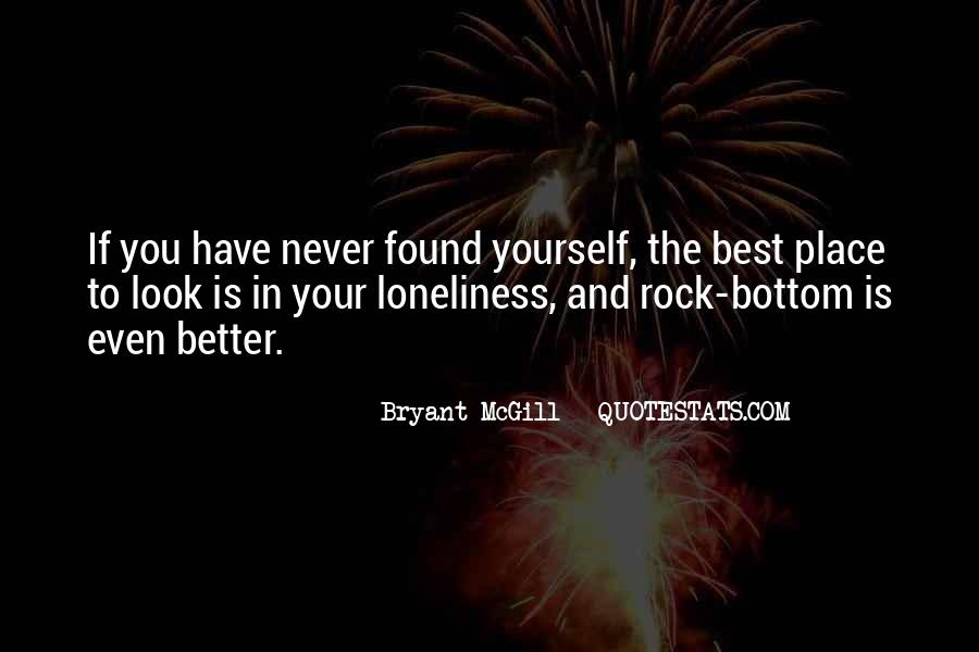 I Found Someone Better Than You Quotes #111119