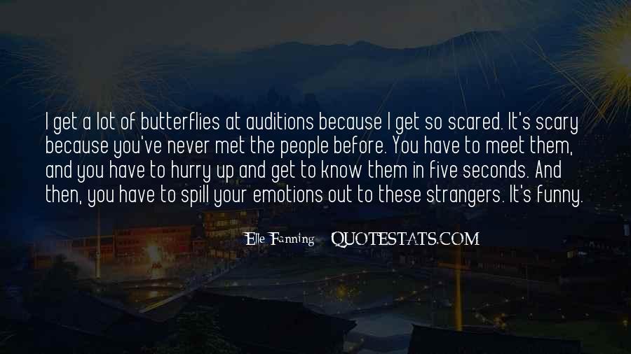 I Get Butterflies Quotes #556015