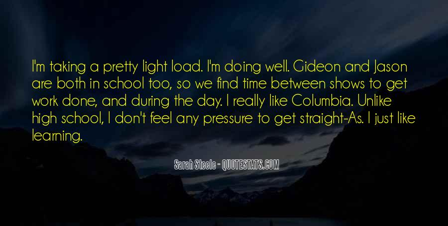 I Get So High Quotes #1181073