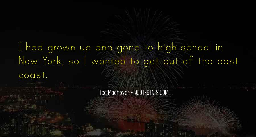 I Get So High Quotes #1385243