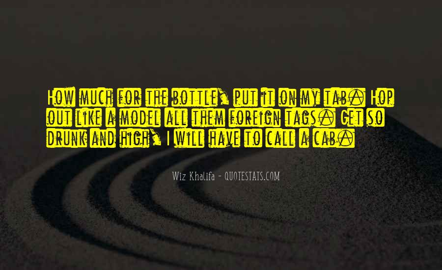 I Get So High Quotes #149673