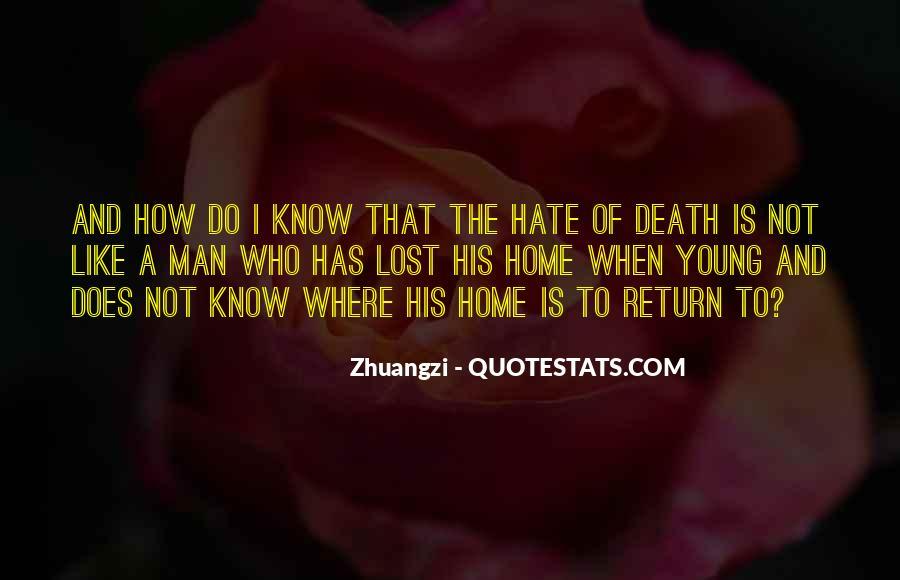 I Hate Man U Quotes #152444