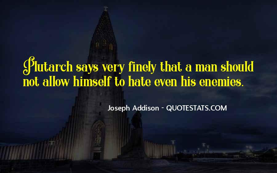 I Hate Man U Quotes #157758