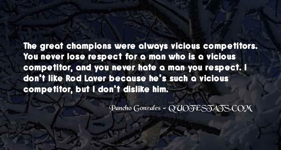 I Hate Man U Quotes #71723