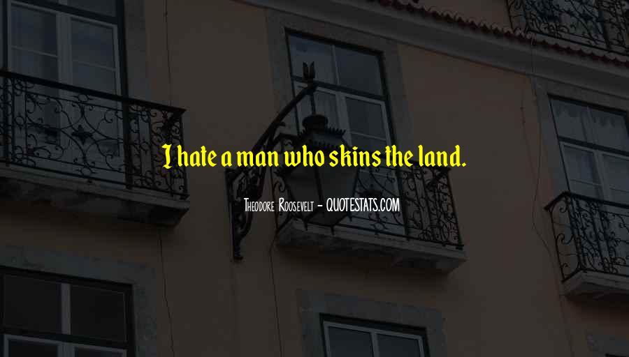 I Hate Man U Quotes #72940