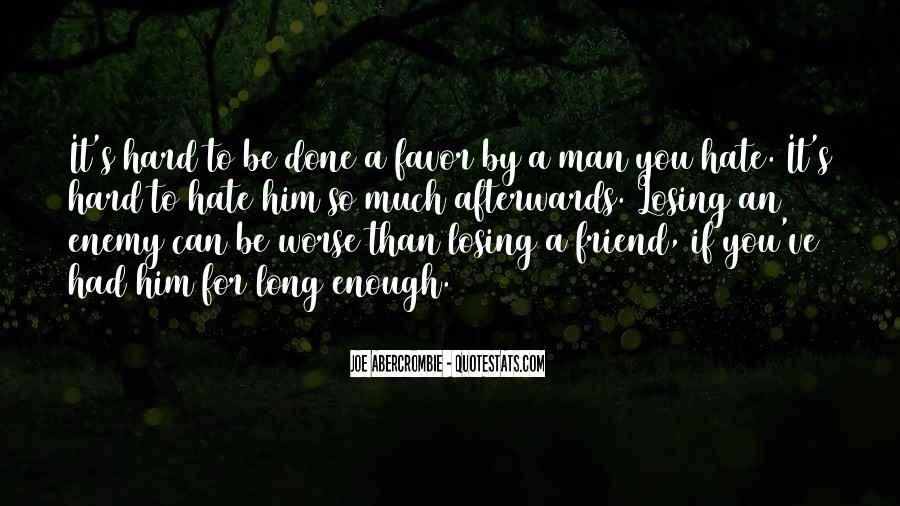 I Hate Man U Quotes #92583