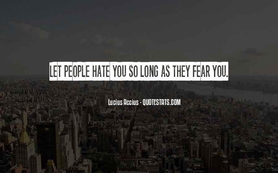 I Hate U Quotes #1324