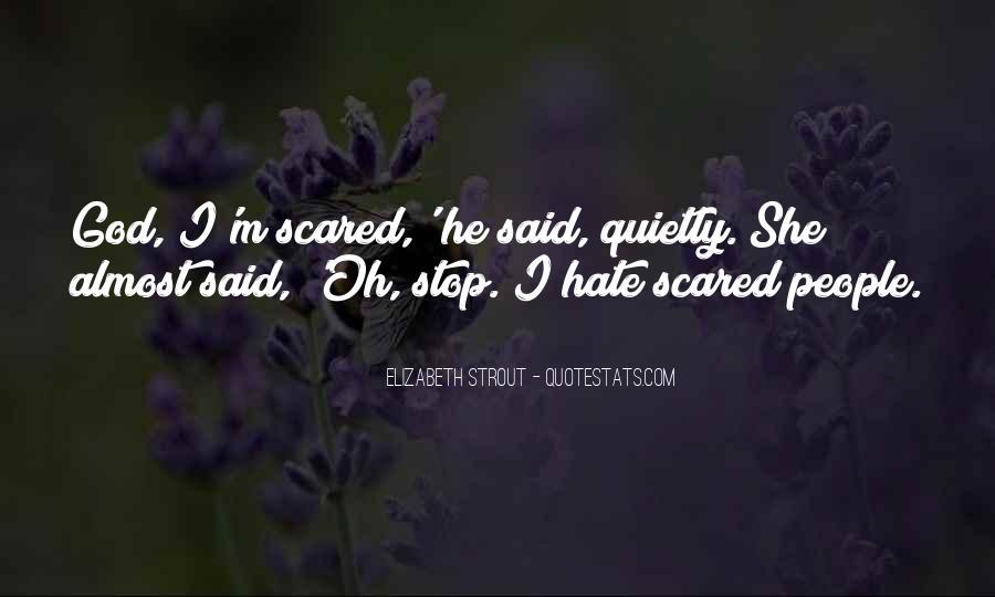 I Hate U Quotes #3422