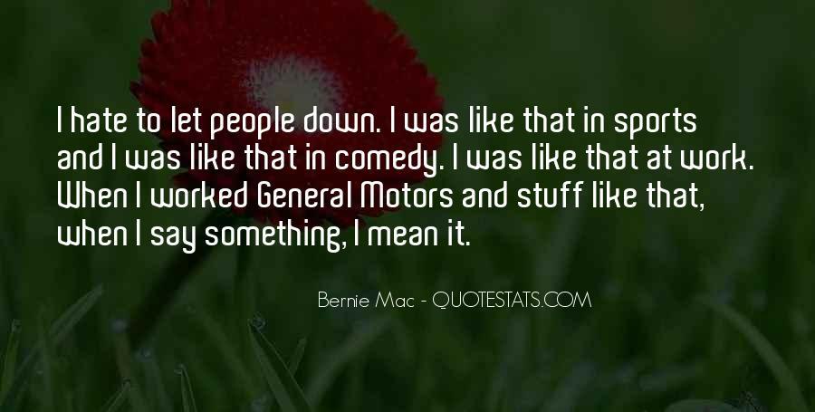 I Hate U Quotes #870