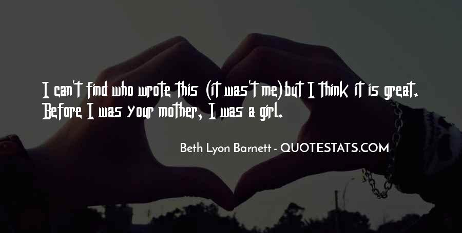 I Hate You Mother Quotes #351454