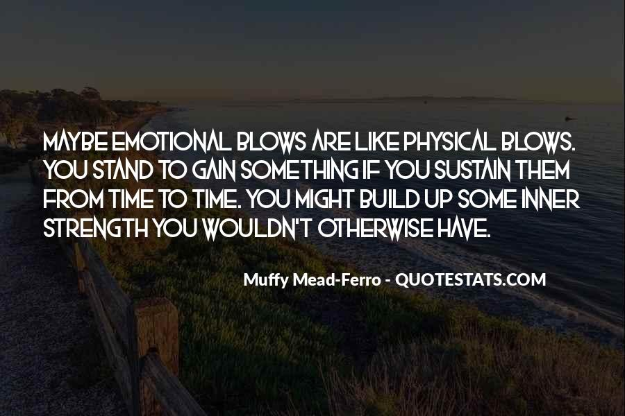 Quotes About Ferro #879554