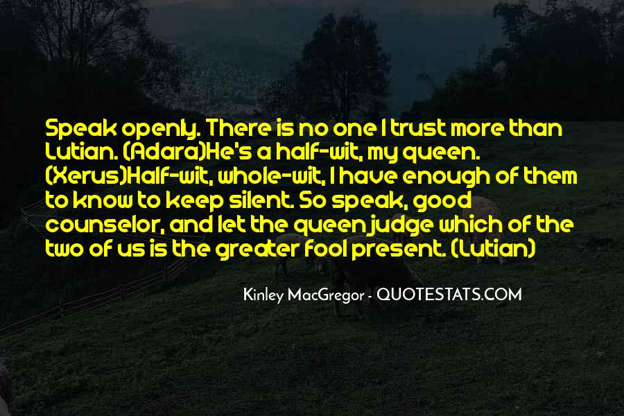 I Have More Than Enough Quotes #460650
