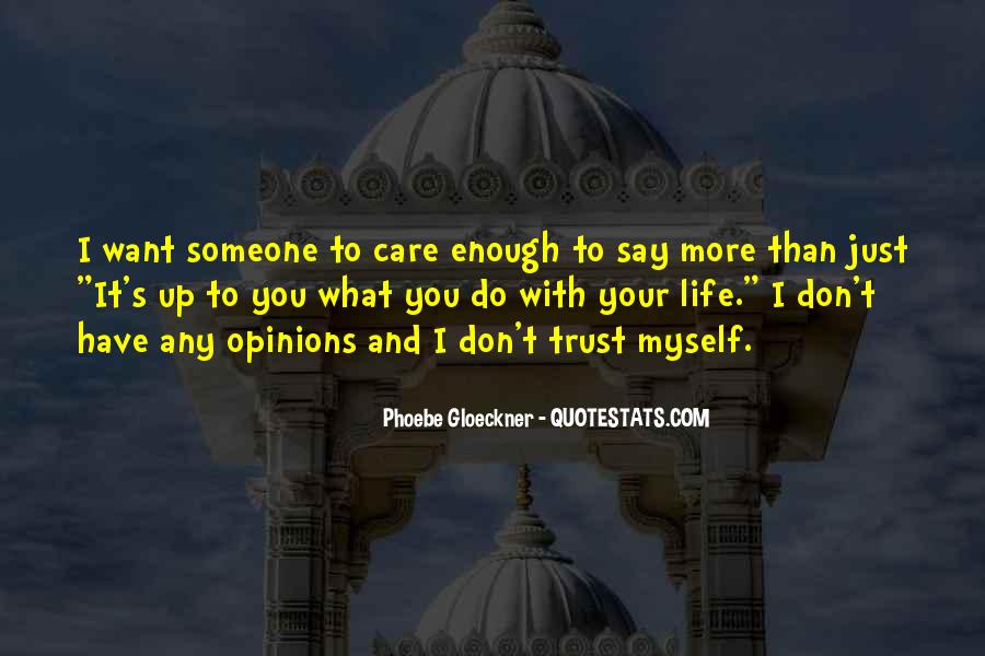 I Have More Than Enough Quotes #895494