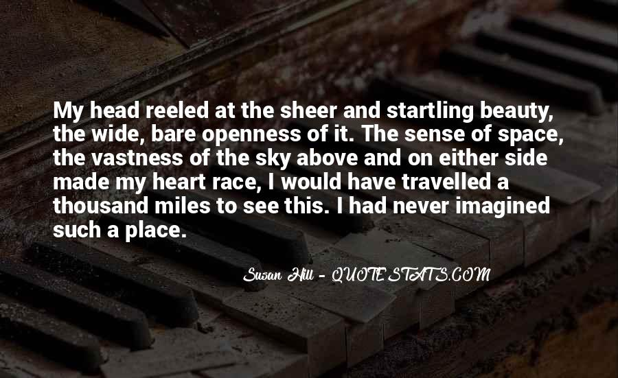 I Have No Place In Your Heart Quotes #63501