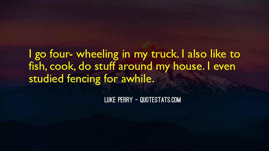 Quotes About Fencing #1849394