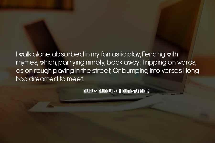 Quotes About Fencing #29983