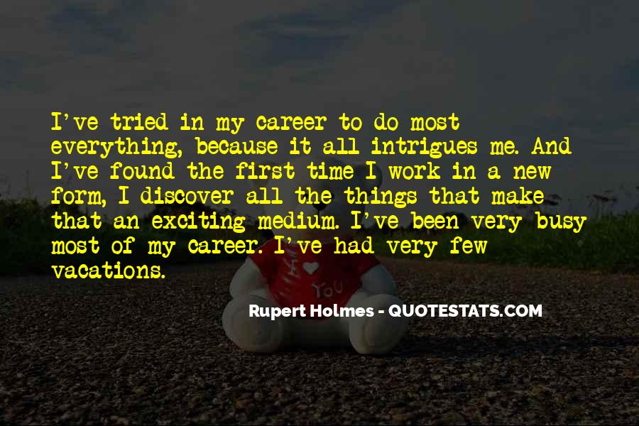 I Have Tried Everything Quotes #187900